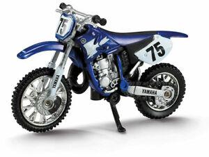 New-Ray Yamaha YZ125 dirt bike 1:32 diecast model toy