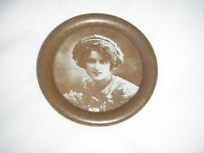 RARE, VINTAGE  F.S. DAVIS & SONS (OCEAN SPRINGS, MISS.) TIP TRAY, GOOD CONDITION