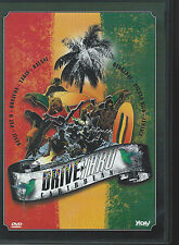 14 Day Production THE DRIVE THRU CARIBBEAN (DVD) Longboard Surfing - Very Good