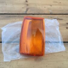 BRAND NEW RENAULT 9 11 GTX TURBO RIGHT SIDE INDICATOR Orange