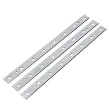 "3pcs DeWalt Dw735 13"" Hss High Speed Steel Planer Knife Blades Replaceable"