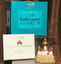 Wdcc / Walt Disney Classics Collection Enchanted Castle Sultan's Palace Ornament