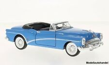 Buick Skylark 1953 - blau - 1:24 WELLY