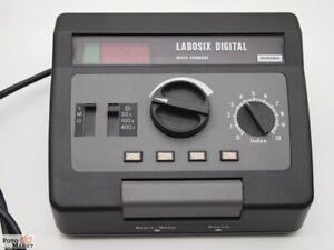 Gossen Labosix Digital Micro Computer 220-240V Schaltuhr Fotolabor Vergrösserer