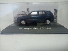 Volkswagen Golf III GL 1993 1/43 Colección Wolkswagen