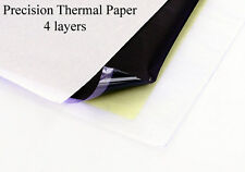 """Precision Tattoo Thermal Copier Paper - 8-1/2"""" x 14"""" - 100 Sheets"""