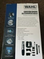 Wahl Groomsman Rechargable Stubble And Beard Trimmer