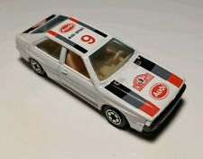 Vintage Yatming Audi Quattro Rally GR.4 1/64 Diecast #1035 White #9 Monte Carlo