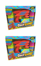 2 X PARTY CRAZY STRING SHOOTER SILLY 2 CANS SPRAY CELEBRATE DECORATE GUN BLASTER