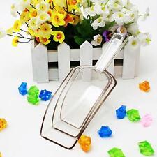 3pcs Ice Bar Dry Goods Bin Scoops Buffet Flour Candy Shovel Tool