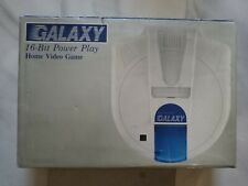 Galaxy Console, PC-Engine compatible TurboGrafx-16, one game included, old stock