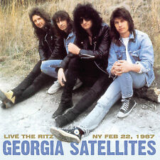 GEORGIA SATELLITES - Live At The Ritz NY Feb 22 1987. New 2CD + sealed ** NEW **