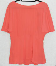 Boat Neck Patternless Classic Formal Tops & Shirts for Women