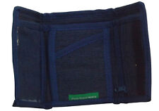 Green Breeze Imports Navy Blue Handmade Abaca Wallet
