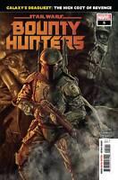 Star Wars Bounty Hunters #5 (2020 Marvel Comics) First Print Bermejo Cover