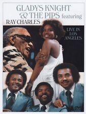 Gladys Knight and the Pips & Ray Charles DVD, Greek Theater, 1977, RARE HBO SHOW