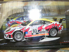 Porsche 911 GT3 RS #93 driven 2003 24 Heures du Mans Product in 1:43rd. Scale