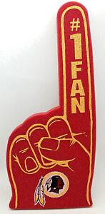 Washington Redskins Foam #1 Fan Finger/Hand