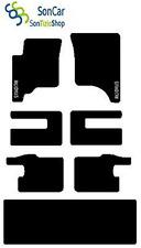 SSANG YONG RODIUS DAL 2005 IN POI TAPPETI AUTO tappetini in moquette + 2decori