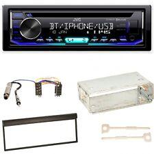 JVC KD-R992BT Bluetooth MP3 WMA AOA FLAC CD Einbauset für Skoda Fabia 6Y