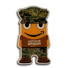 Amazon Collectible Peccy Pin WARRIORS @ AMAZON