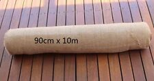 90cm x 10m hessian burlap wedding aisle runner