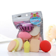 6PCS Soft Facial Beauty Sponge Powder Puff Pads Face Foundation Cosmetic Tool