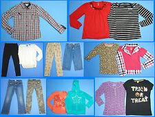 15 Pc. Lot of Nice Clean Girls Size 10 Fall School Winter Everyday Clothes FW217