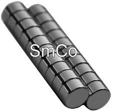 "1/4""x 1/8"" Disc - SmCo - Samarium Cobalt Rare Earth Magnet, Grade N30"