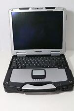 Panasonic Toughbook cf30 cf-30c3pazbm l2400 1.66ghz 2gb 160gb wifi win 7 laptop