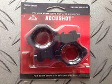 Accushot 30mm Medium for 9.5mm to 11.5mm rail