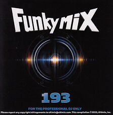 Funkymix 193 LP LunchMoney Lewis Kid Ink Fifth Harmony Calvin Harris Chris Brown