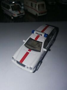 Mercedes 300 T Police Belge 1/43 new ray