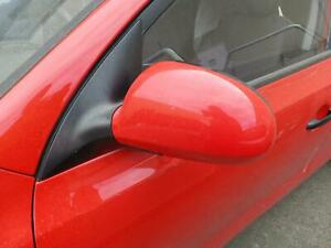 HYUNDAI I30 RED LEFT DOOR MIRROR 876102L400 2007-2012