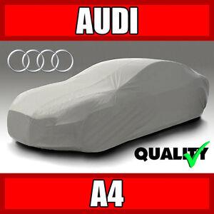 [Audi A4] CAR COVER ☑️ Weatherproof ☑️ Waterproof ☑️ 100% Warranty ✔CUSTOM✔FIT