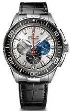 Zenith El Primero Stratos Flyback Striking 10th Mens Watch 03.2062.4057/69.C714