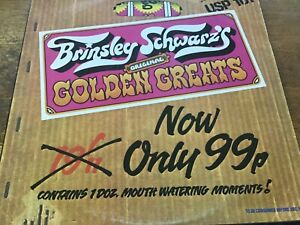 Brinsley Schwarz - Original golden greats - United Artists Records EX