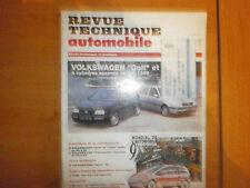 """revue technique automobile """"golf"""" et """"vento, 4 cylindres essence depuis 1992 (8)"""