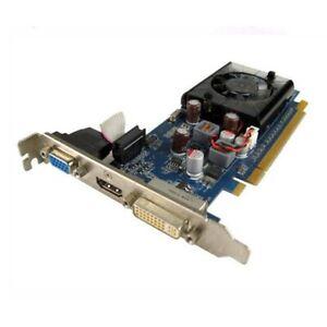 NVIDIA GeForce G310 Pegatron VUI-G310DE Video Graphics Card 512MB DDR2