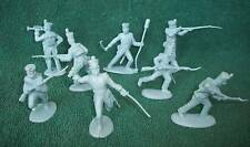 CLassic Toy Soldiers CTS Alamo Mexican attackers set #2 (light blue)