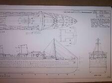 ILE DE FRANCE ship boat model boat