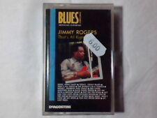 JIMMY ROGERS That's all right mc cassette k7 ITALY RARA