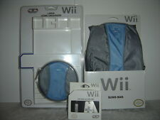Nintendo Wii Set of 3 Accessories - Brand New