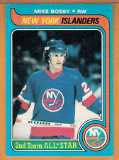 1979-80 , OPC , O-PEE-CHEE , MIKE BOSSY , CARD #230
