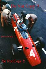 Lorenzo Bandini Ferrari 158 F1 temporada 1965 fotografía 1