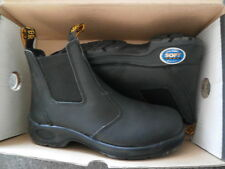 Oliver-Work-Boots-Steel-Toe-Safety-Black Brand New size 3-14