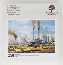Wentworth Wooden Jigsaw Puzzle - New Orleans (250 Wooden Pieces)