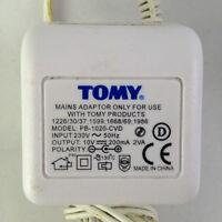 Tomy Power Adapter for Walkabout Baby Monitor MODEL: PB-1020-CVD 10V 3 PIN
