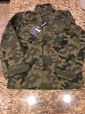 Texar WZ10 Bluza Green Camo Ripstop Jacket Mens Size S NWT