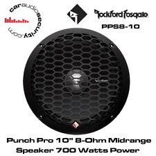"""Rockford FOSGATE PUNCH PPS8-10 - PRO 10"""" 8-Ohm midrange di potenza 700 W"""